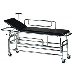 Patien trolley fixed top